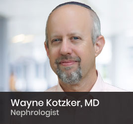 Dr. Wayne Kotzker
